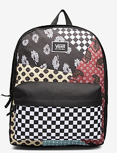 REALM CLASSIC BACKPACK - sac á dos - floral patchwork