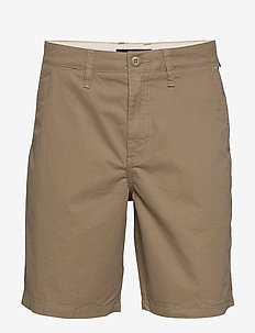 AUTHENTIC SHORT 19 - chino's shorts - military khaki