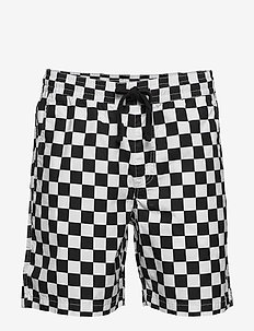 RANGE SHORT 18 - rennot - checkerboard