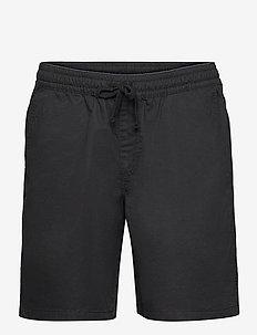 RANGE SHORT 18 - casual shorts - black