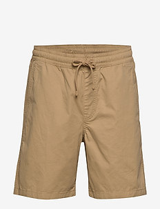 RANGE SHORT 18 - casual shorts - khaki