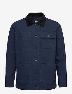 DRILL CHORE COAT - veste sport - dress blues