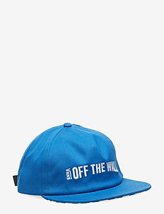 CENTRAL HAT - LAPIS BLUE