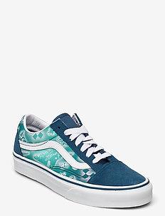 UA Old Skool - lave sneakers - (bettertgthr)mrccnbltrwht