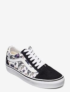 UA Old Skool - sneakers - (paradiseflorl)orchdtrwht