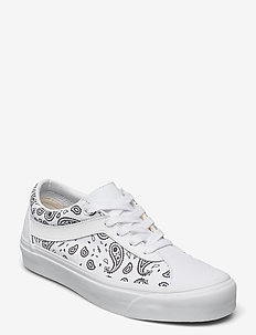 UA Bold NI - lave sneakers - (paisley)true white/black