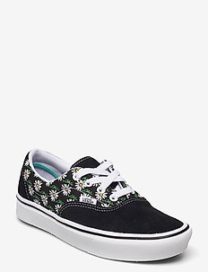 UA ComfyCush Era - lave sneakers - (scribble flower)daisyblk