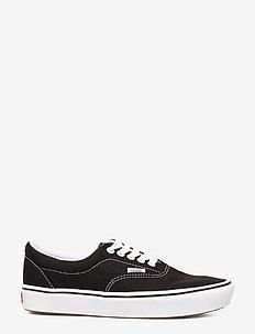 UA ComfyCush Era - laag sneakers - (classic) black/true whit
