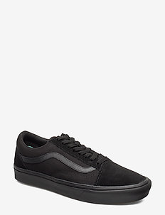 UA ComfyCush Old Skool - laag sneakers - (classic) black/black