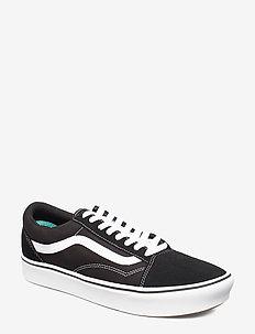 Shoe Adult Unisex Numeric Wid - lav ankel - (classic) black/true whit