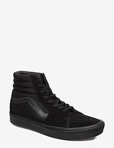 UA ComfyCush SK8-Hi - hoog - (classic) black/black