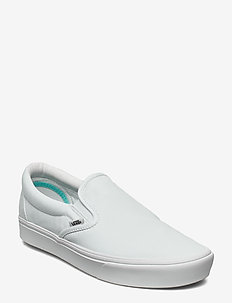 UA ComfyCush Slip-On - baskets slip-ons - (classic) true white/true