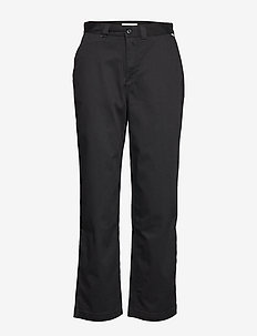 AUTHENTIC CHINO WMN - BLACK