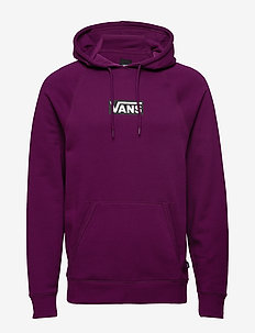 VERSA STANDARD HOODIE - basic sweatshirts - dark purple