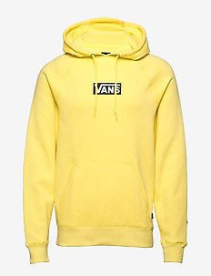 VERSA STANDARD HOODIE - basic sweatshirts - yellow cream