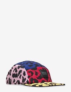 LEOPARD PATCHWORK CAMPER - petten - leopard patchwork
