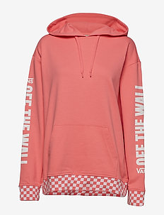 EMEA CENTRL HOODIE - STRAWBERRY PINK