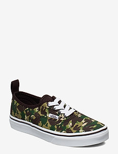 UY Authentic Elastic Lace - sneakers - (animal camo)brown/tr wht