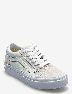 UY Old Skool - laag sneakers - (bleachwash)blldblmrshmlw
