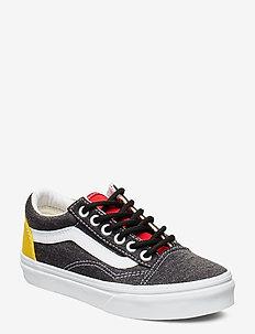 UY Old Skool - sneakers - (vans coastal) blk/tr wht