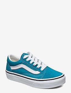UY Old Skool - sneakers - caribbean sea/true white