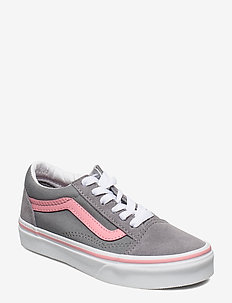 UY Old Skool - sneakers - (pop)frost gry/pink icing