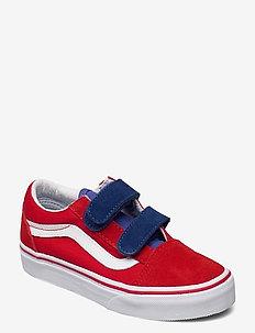 UY Old Skool V - laag sneakers - (color block)hghrskrdbjbl