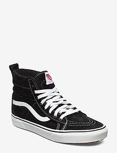 UA SK8-Hi MTE - höga sneakers - (mte) black/true white