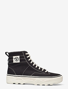 UA Sentry WC - hoog sneakers - (canvas) black/marshmallo