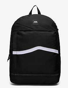 CONSTRUCT BACKPACK - sacs a dos - black/white