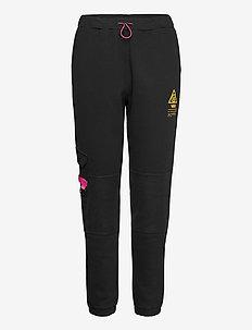 66 SUPPLY SWEATPANT - pants - black