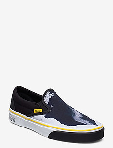 UA Classic Slip-On - baskets slip-ons - (nationalggrphc)thnnwglcr