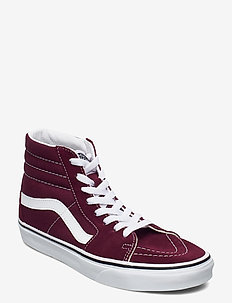UA SK8-Hi - høy ankel - port royale/true white