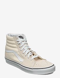 UA SK8-Hi - CLASSIC WHITE/TRUE WHITE