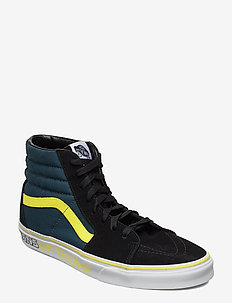 UA SK8-Hi - baskets montantes - (sport) multi/true white