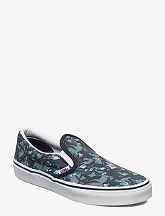 JN Classic Slip-On - (ANIMAL CAMO)PRSNNGHTTRWT