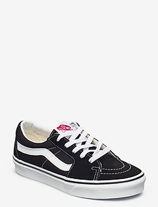 UA SK8-Low - laag sneakers - black/true white