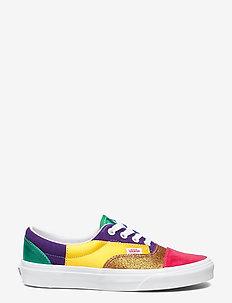 UA Era - laag sneakers - (pride) patchwork/tr wht