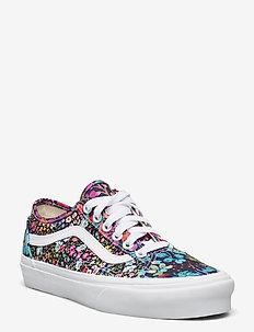 UA Old Skool Tapered - lage sneakers - (libertyfabrcs)mltblkflrl