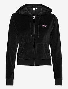 TOGETHER FOREVER HOODIE - hoodies - black