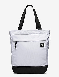 CONSTRUCT DX TOTE - shoppers  - white