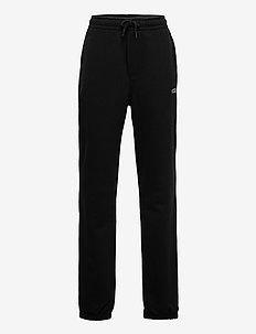 CORE BASIC FLEECE PANT FT BOYS - sports bottoms - black
