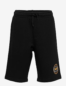 OFF THE WALL FLEECE SHORT FT BOYS - sport shorts - black