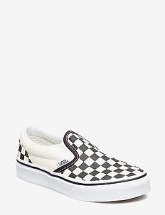 Shoe Youth Unisex - (CHECKERBOARD) BLACK/WHT