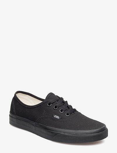 UA Authentic - lave sneakers - black/black