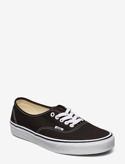 UA Authentic - laag sneakers - black