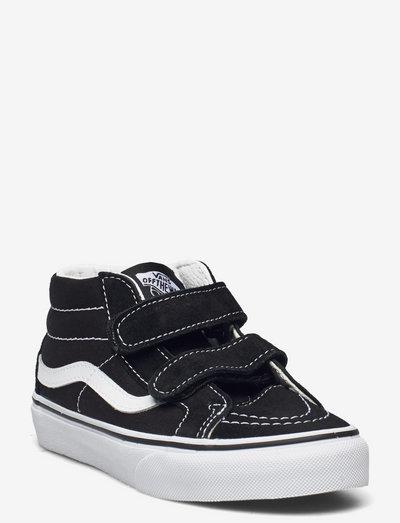 UY SK8-Mid Reissue V - hoog sneakers - black/true white