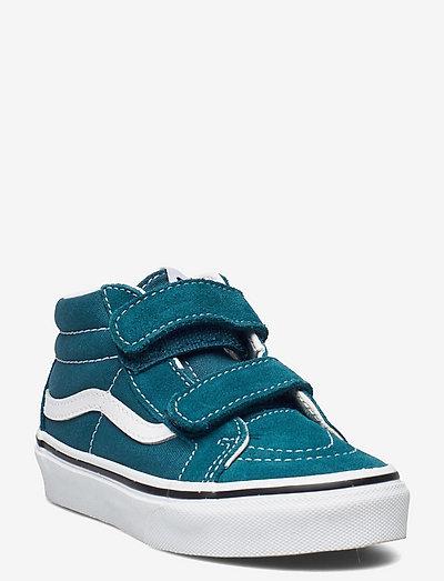Shoe Youth Unisex Numeric Wid - niedriger schnitt - blue coral/true white