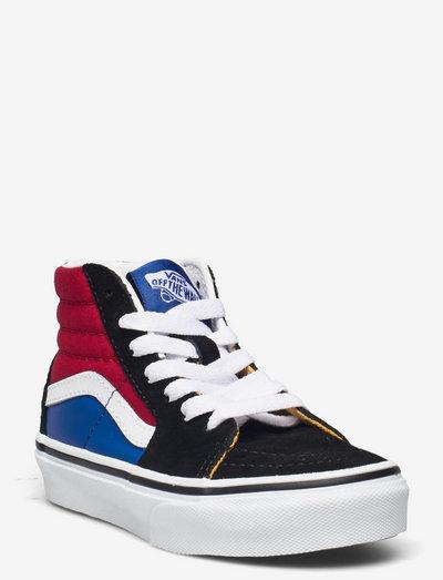 Shoe Youth Unisex Numeric Wid - hoog sneakers - (easy logo)blkchilipepper