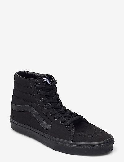 UA SK8-Hi - hoog sneakers - black/black/black